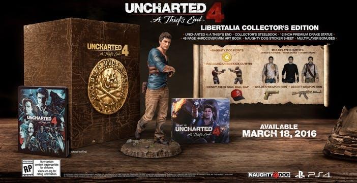 Uncharted 4 ha una data di uscita: 18 marzo 2016