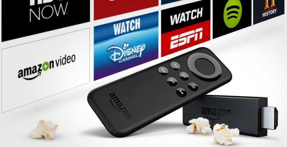 Amazon fa lo sgambetto a Google e Apple: via Chromecast e Apple TV