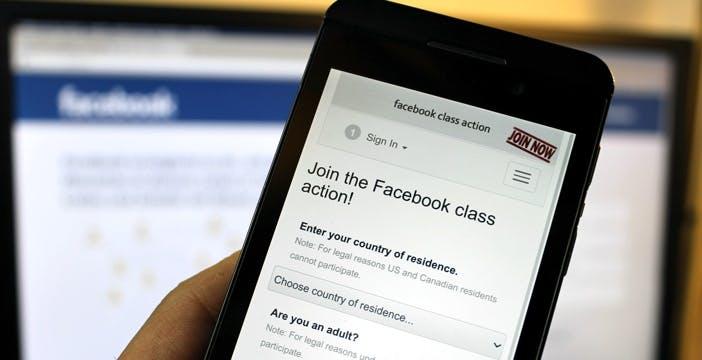 Dall'Austria potrebbe arrivare la prima class action contro Facebook