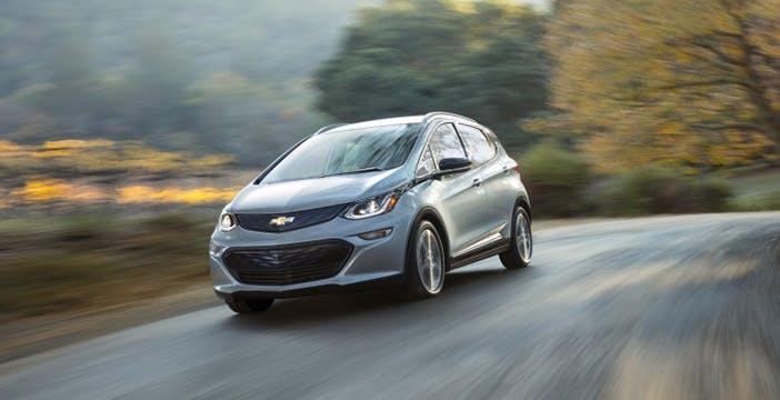 Da Las Vegas l'auto elettrica che cambierà per sempre il mercato: Chevrolet Bolt