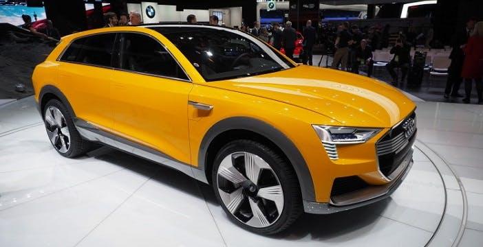 Da Audi il SUV del futuro, alimentato a idrogeno