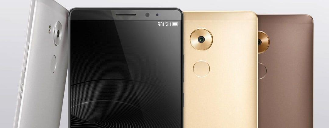 Huawei Mate 8 in prova, batteria super e prestazioni da primo della classe