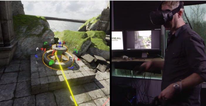 """Ecco come si creano giochi """"virtuali"""" con Unreal Engine"""
