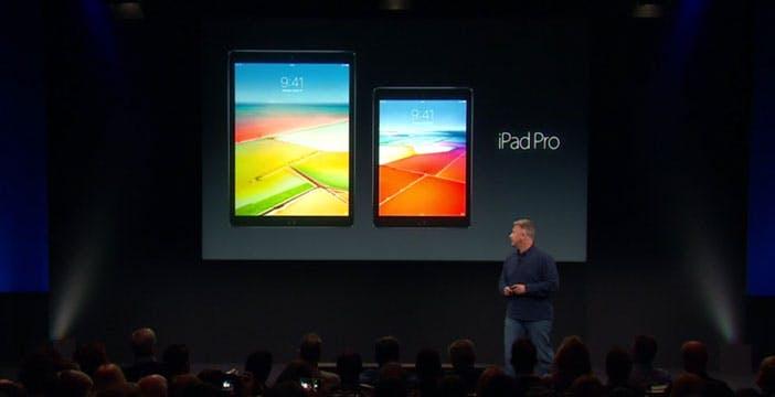 iPad Pro 9,7'', più piccolo ma solo nelle dimensioni. In Italia ad aprile