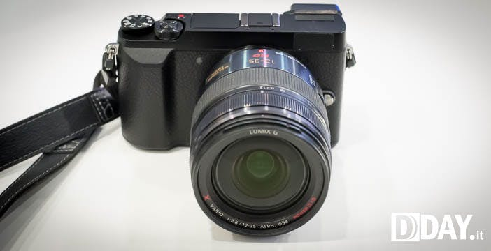 Lumix GX80, mirrorless 4K per fotografi esigenti e attenti agli ingombri