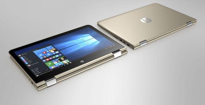 Davvero belli i nuovi notebook HP, con 9 ore di autonomia e fast charge
