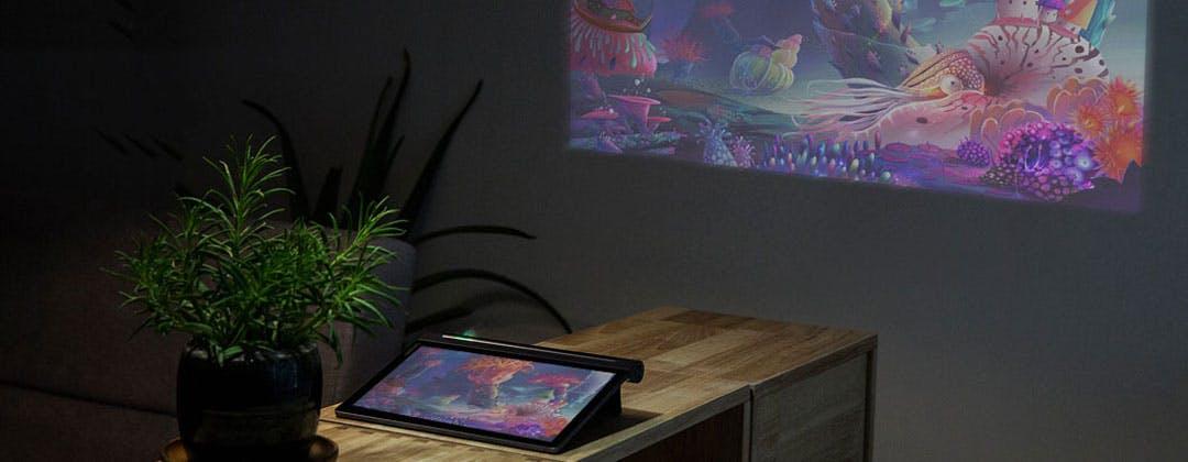 Lenovo Yoga Tab 3 Pro in prova: proiettore integrato, entertainment assicurato