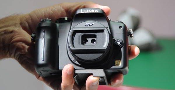 In esclusiva gli scatti con la Panasonic Lumix 3D