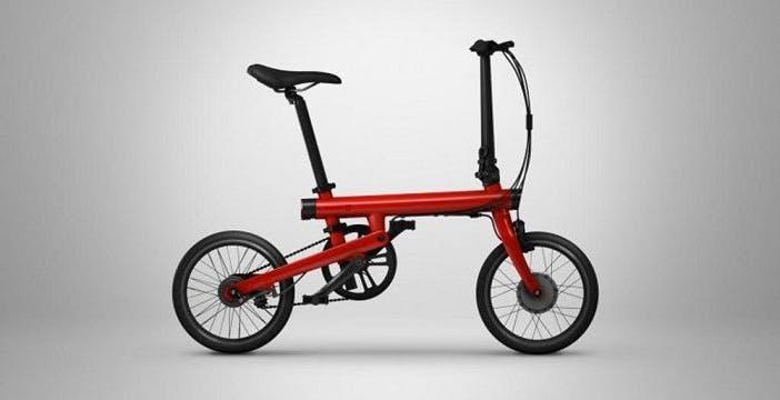 Elettrica, pieghevole, connessa: la bici smart di Xiaomi