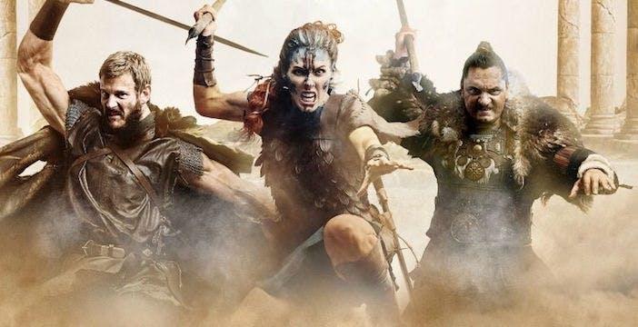 """History Channel e la storia romana vista dai barbari: ecco """"Barbarians Rising"""""""