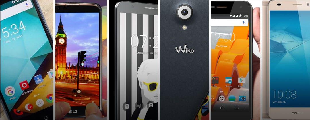 I migliori smartphone sotto i 200 euro in prova: obiettivo massima convenienza