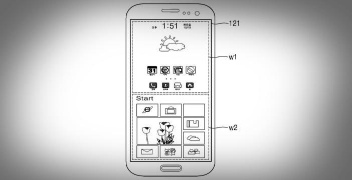 Pazza idea di Samsung: Android e Windows insieme nello stesso smartphone