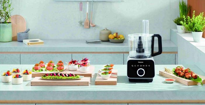 """Robot da cucina, frullatore e microonde: Panasonic punta sul """"piccolo"""""""