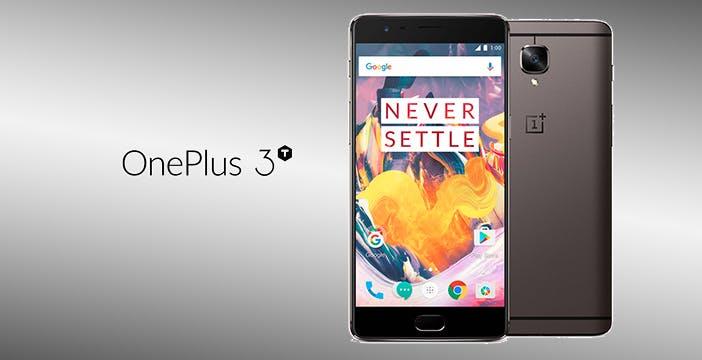 OnePlus 3T corre veloce. Batteria maggiorata e per ora niente Nougat
