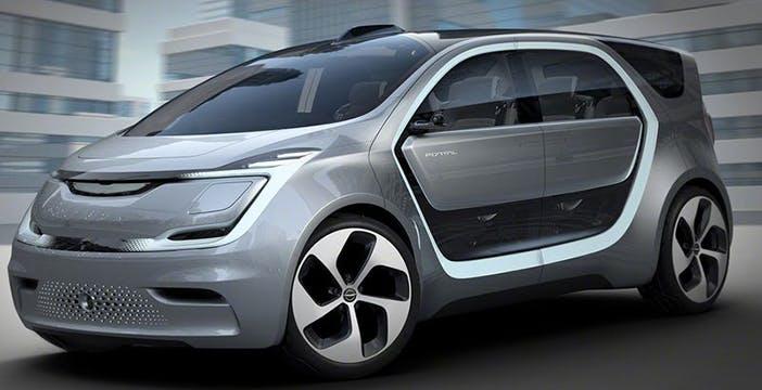 FCA esce allo scoperto: Chrysler Portal è il minivan del futuro