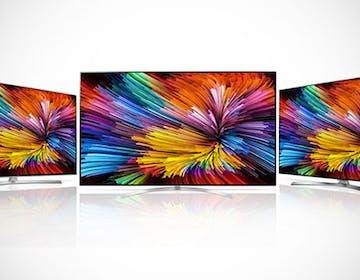 LG Super UHD, quest'anno con Nano Cell e tutti gli standard HDR