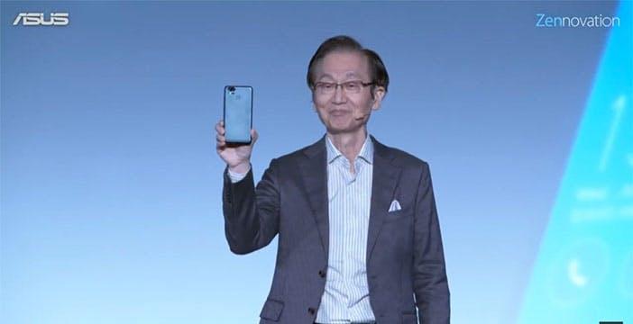 Asus rinnova lo smartphone con zoom ottico e abbraccia Project Tango