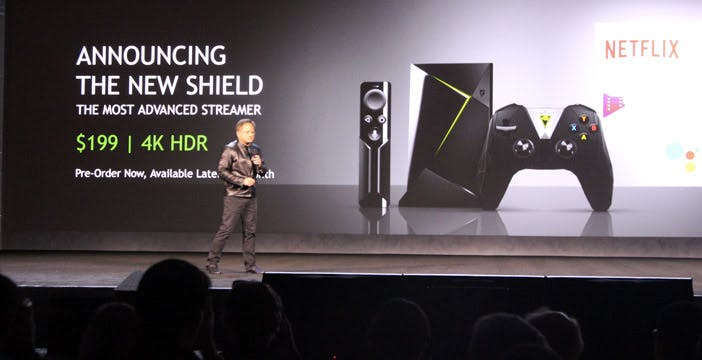 Nvidia trasforma Shield TV in un assistente domestico tuttofare