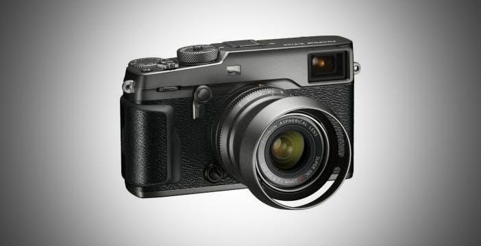 Fujifilm presenta X-T2 e X-Pro2 Graphite, per un look sempre più retrò