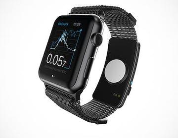Apple Watch ti avvisa se hai bevuto troppo grazie al braccialetto BacTrack