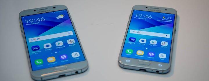Anteprima Samsung Galaxy A3 e A5: finiture premium sulla fascia media. Il video