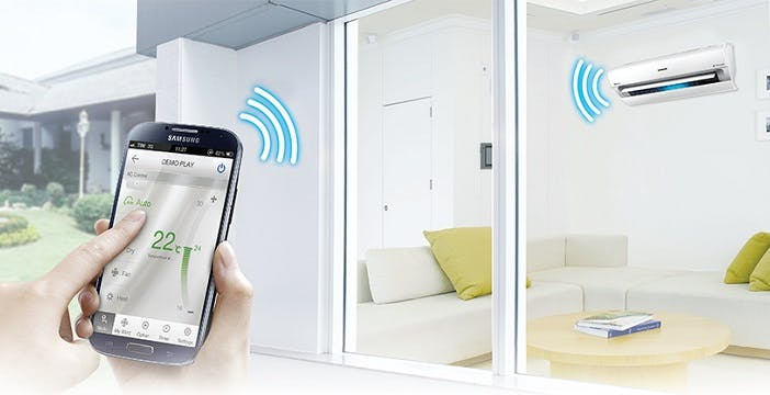 Samsung Wind-Free mette fine ai colpi d'aria da condizionatore