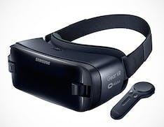 Samsung Gear VR si completa con un controller touch