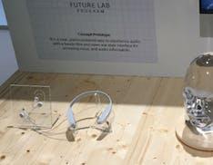 """Xperia Ear """"Open Style concept"""" è l'auricolare con sensore di movimento"""