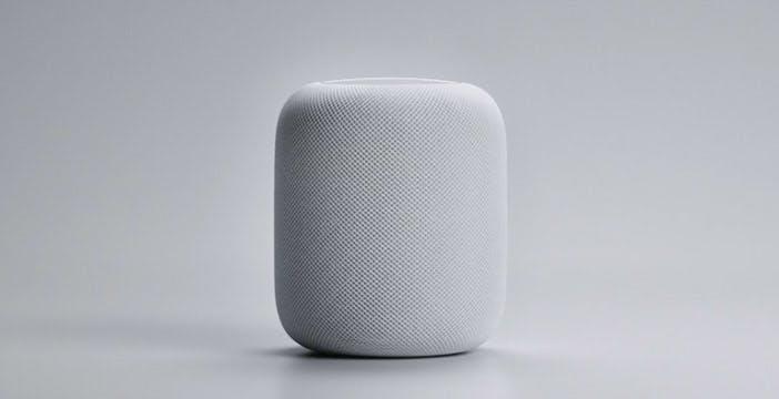 Ecco Apple HomePod. Un mix tra Echo e Sonos per rivoluzionare la musica in casa