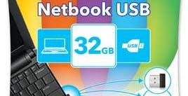 USB Netbook: 32 GB e non sentirli