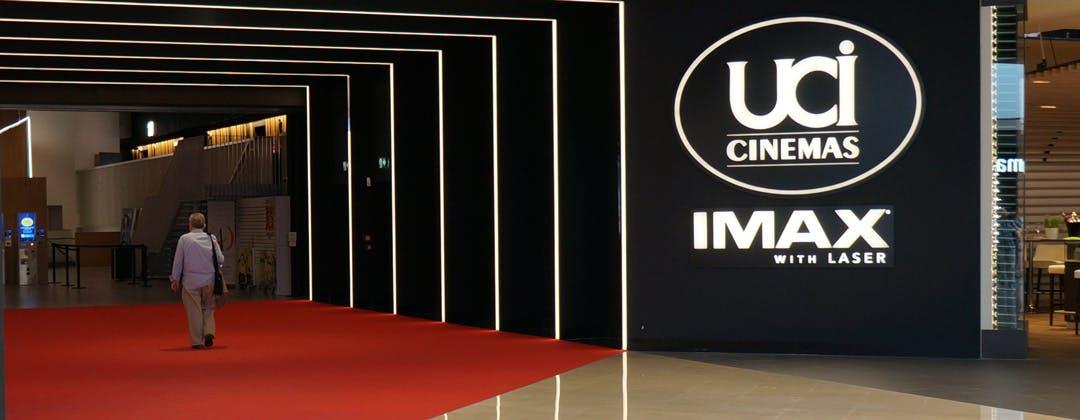 Dentro il cinema IMAX più grande d'Italia: tecnologia che crea emozioni