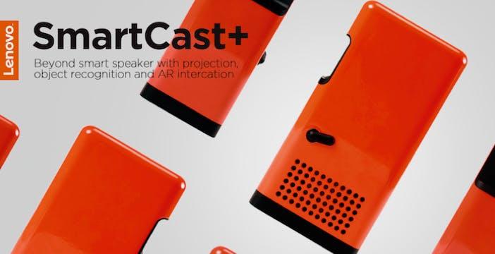 Lenovo immagina il futuro: ecco lo smart speaker con proiettore e il visore AR