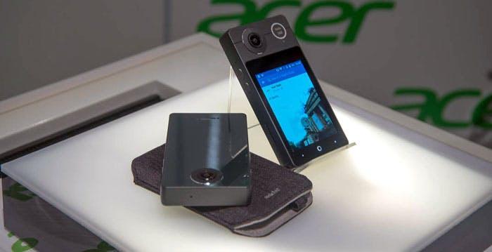 Acer: video a 360 gradi anche per la sicurezza in auto