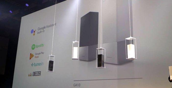 Anche Panasonic ha il suo speaker intelligente: dentro c'è Google Assistant