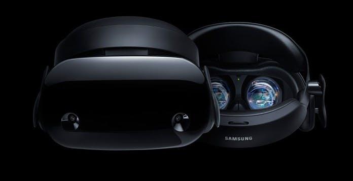 Il visore Samsung per Windows 10 è realtà: Oculus ha un nuovo temibile concorrente