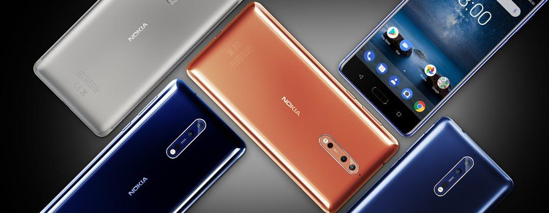 """Nokia 8 in prova: il flagship silenzioso che sfida i """"big"""""""