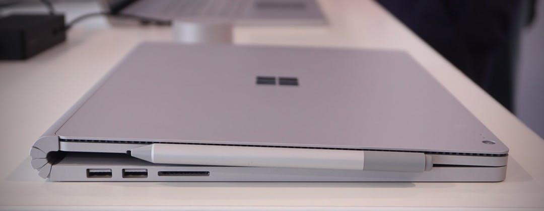 Abbiamo provato Surface Book 2. E non vediamo l'ora che arrivi in Italia