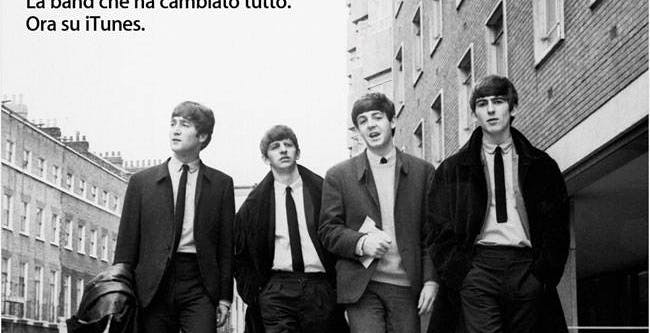 I Beatles finalmente su iTunes. Troppo tardi?