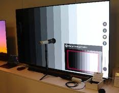 TV LG con calibrazione automatica: ecco l'immagine perfetta