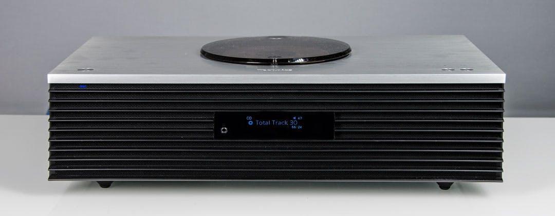 """Technics Ottava f: in prova lo stereo compatto """"tutto in uno"""", un concentrato di tecnologia"""