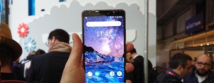 Nokia 7 Plus, prime impressioni: bello, abbordabile e con Android One