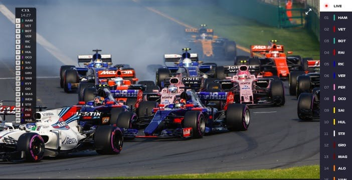 Formula 1, nasce il canale in streaming su abbonamento. L'Italia per ora è fuori