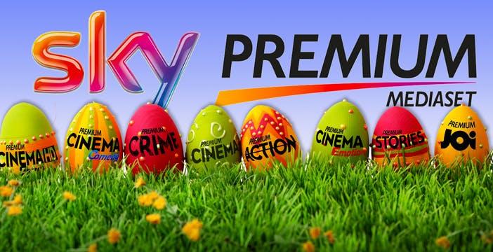 I canali Mediaset Premium gratis per gli abbonati Sky. E Sky andrà anche su digitale terrestre. Accordo storico