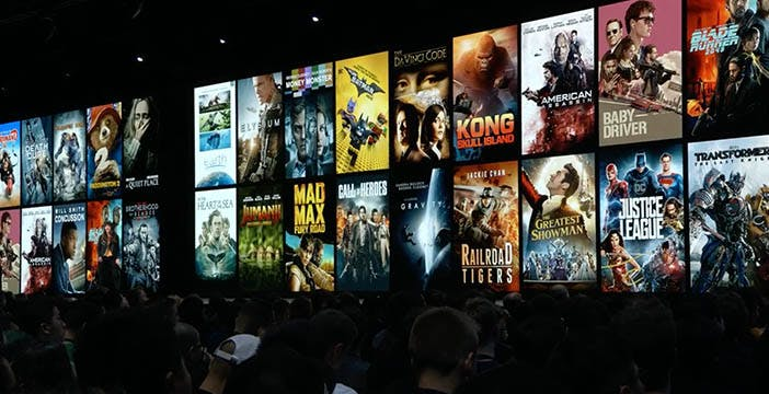 Dolby Atmos arriva su Apple TV 4K