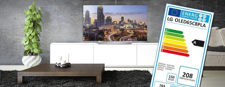 Caro televisore, quanto mi costi? Come leggere le etichette energetiche dei TV