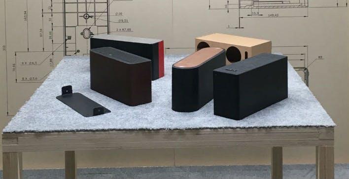 Ikea e Sonos, ecco il prototipo del diffusore multiroom. E non è da montare