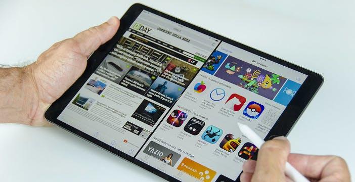 Nuovo iPad Pro, niente jack da 3,5 mm e Face ID solo in modalità verticale