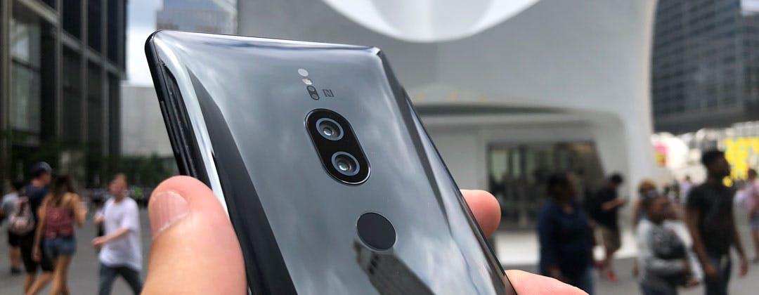 Sony XZ2 Premium, come scatta le foto e riprende i video. Il risultato è davvero eccellente