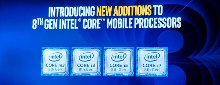 Intel svela i nuovi processori per notebook che promettono autonomia da record