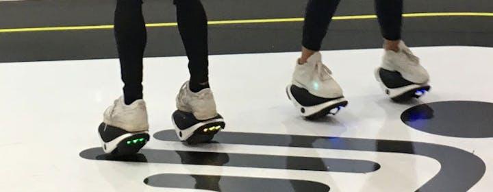 Direttamente dal futuro, i rollerblade motorizzati di Segway